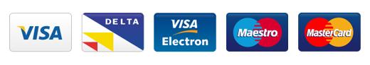 payment cards credit debit visa electron solo
