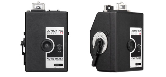 lomokino developing scanning avi video