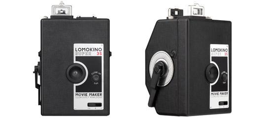 lomokino developing scanning avi video